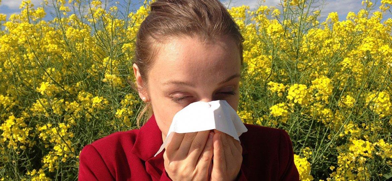 Britains most common allergies