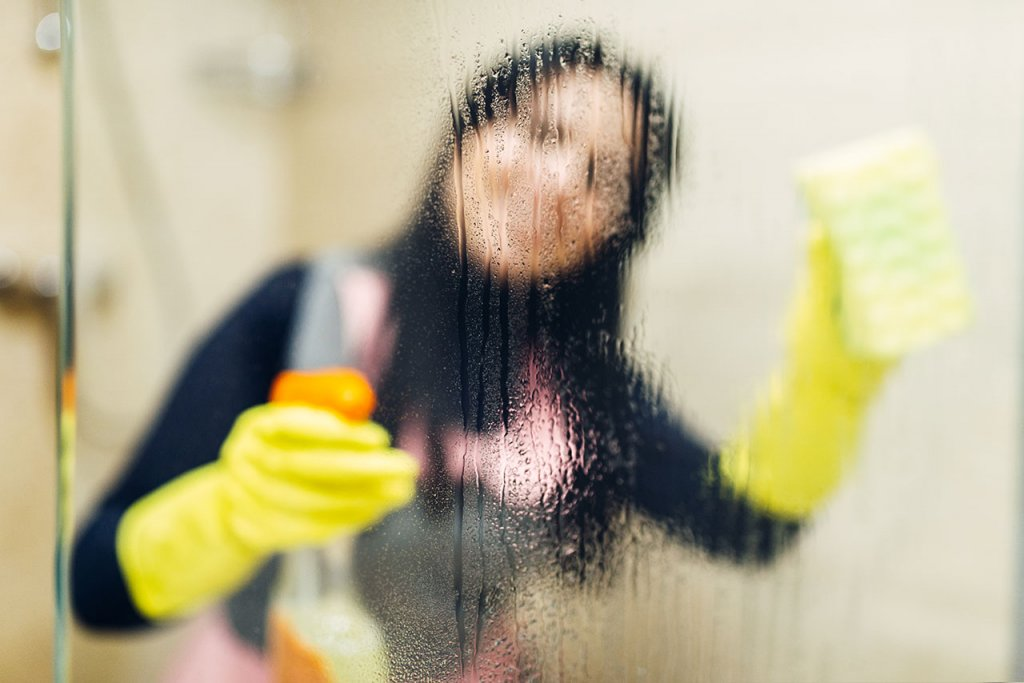 free professional cleaning
