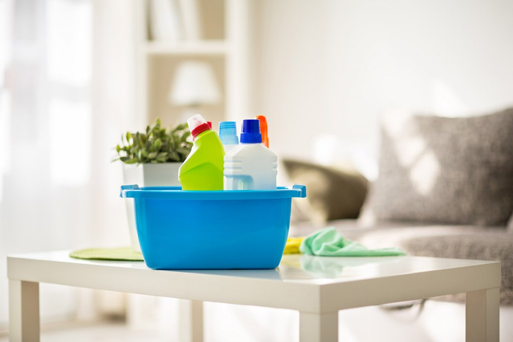 Do DIY Cleaning Products